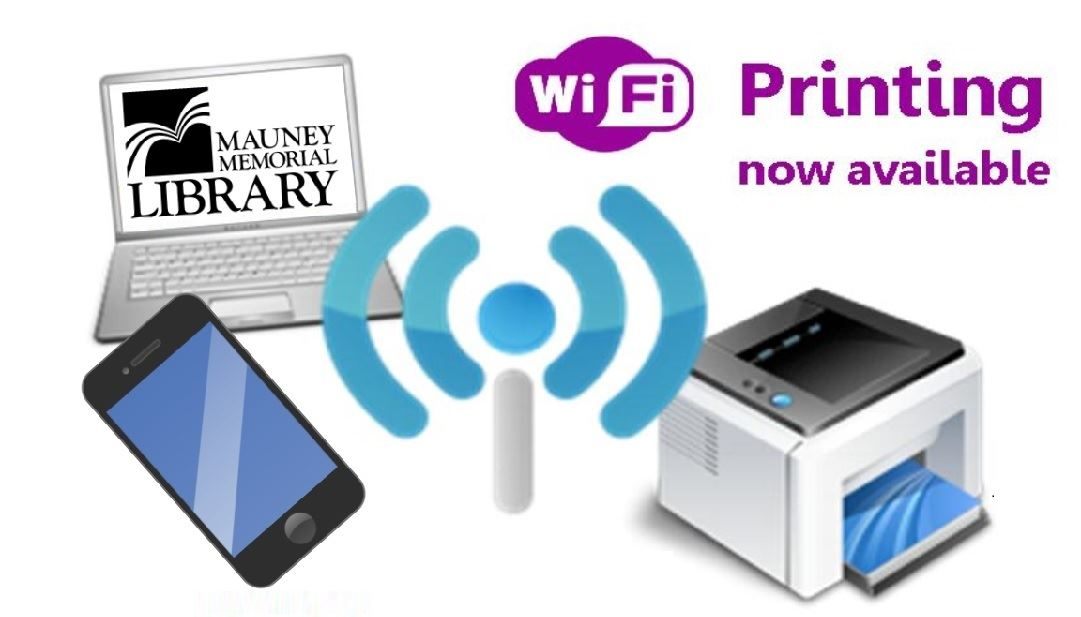 WiFi Printing Now Available